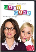 Baby Mama DVD cover art