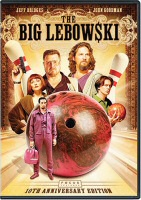 Big Lebowski DVD cover art