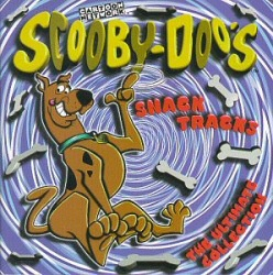 Scooby-Doo's Snack Tracks CD cover art
