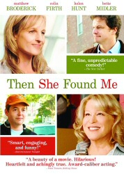 Then She Found Me DVD cover art