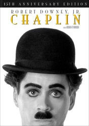 Chaplin DVD cover art