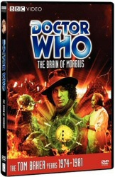 Doctor Who: The Brain of Morbius DVD cover art