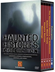 Haunted Histories Collection DVD cover art