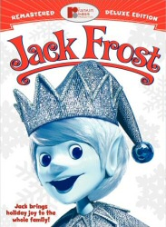 Jack Frost DVD cover art