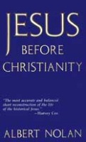 Jesus Before Christianity book cover art