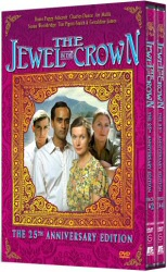 Jewel in the Crown DVD cover art