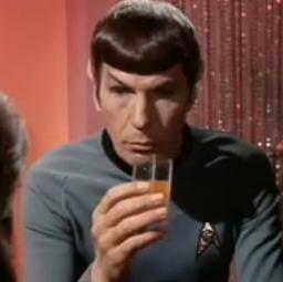 Leonard Nimoy as Spock