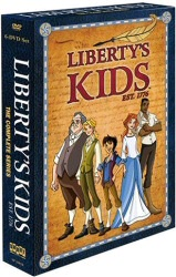 Liberty's Kids DVD cover art