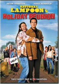 national lampoons holiday reunion dvd cover