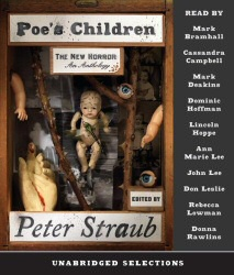 Poe's Children audiobook cover art