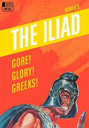Pulp Fiction Iliad cover