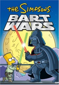 The Simpsons: Bart Wars DVD cover art