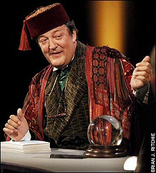Stephen Fry from QI