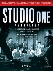 Studio One Anthology DVD cover art