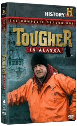 Tougher in Alaska: The Complete Season One DVD cover art