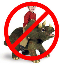 triceratops toy