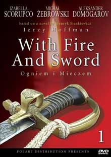 With Fire and Sword DVD cover art