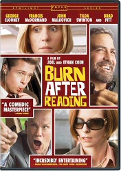 Burn After Reading DVD cover art