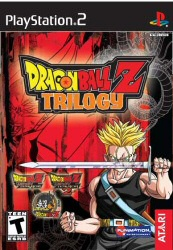Dragon Ball Z Trilogy game cover art