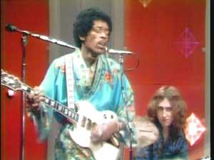 The Jimi Hendrix Experience on The Dick Cavett Show