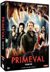 Primeval, Volume One DVD cover art