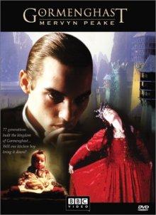 Gormenghast DVD cover art