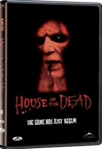 house of the dead dvd cover