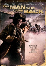 Man Who Came Back DVD cover art