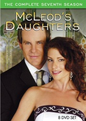 McLeods Daughters: The Complete Seventh Season DVD cover art