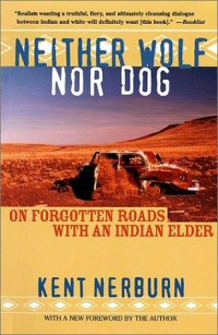 Neither Wolf Nor Dog book cover art
