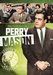 Perry Mason Season 3, Vol. 2 DVD cover art