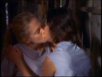 reform school girl lesbian kiss