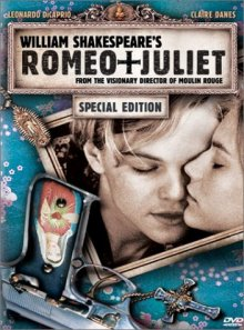 Romeo and Juliet (1996) DVD cover art