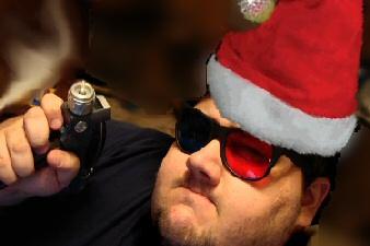 Ken 'Santa' Plume!