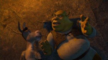 Shrek and Donkey from Shrek