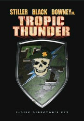 Tropic Thunder DVD cover art