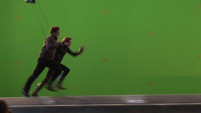 Behind the scenes from Wanted