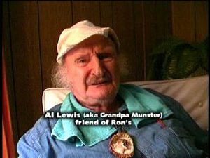 Al Lewis Talks Ron Jeremy