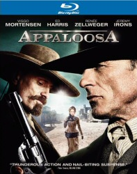 Appaloosa Blu-Ray cover art