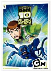 Ben 10 Alien Force, Vol. 2 DVD cover art