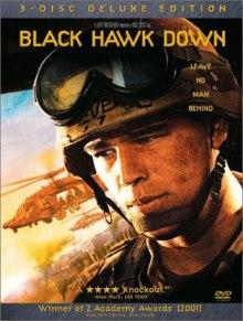 Black Hawk Down Cover