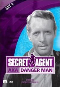 danger man set 4 dvd cover