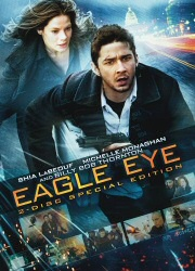 Eagle Eye DVD cover art