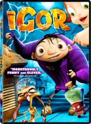 Igor DVD cover art
