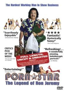 Pornstar:  The Legend of Ron Jeremy DVD cover art