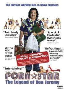 Pornstar:  The Legend of Ron Jeremy DVD cover art