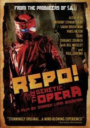 Repo! The Genetic Opera DVD cover art