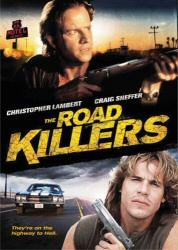Road Killers DVD cover art