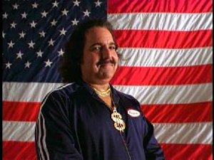 American Citizen Ron Jeremy