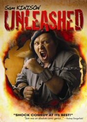 Sam Kinison: Unleashed DVD cover art